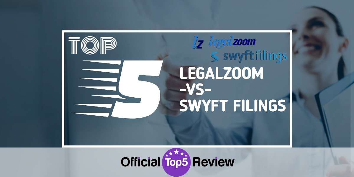 Legalzoom vs Swyft Filings - Featured Image