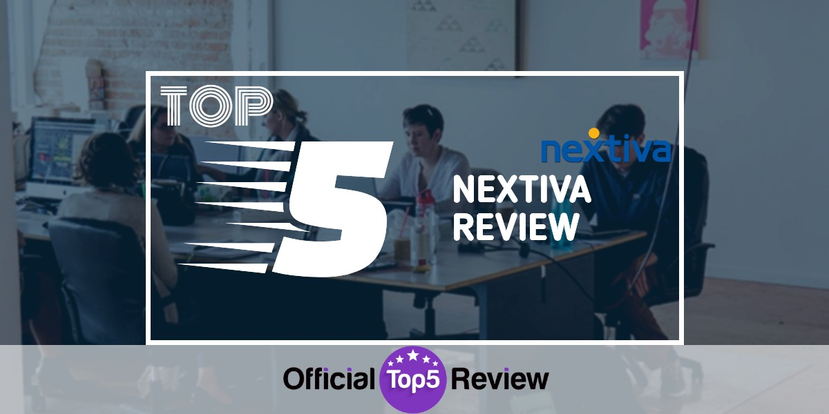 Nextiva Review - Featured Image