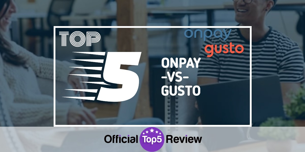 OnPay vs Gusto - Featured Image