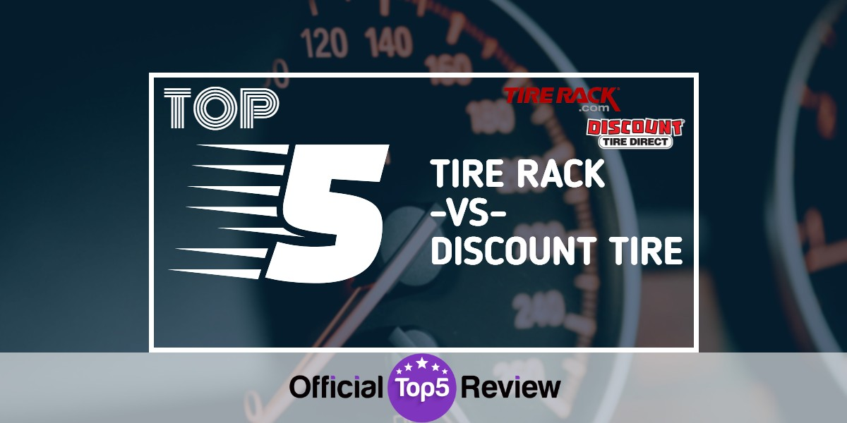 Tire Rack vs Discount Tire - Featured Image