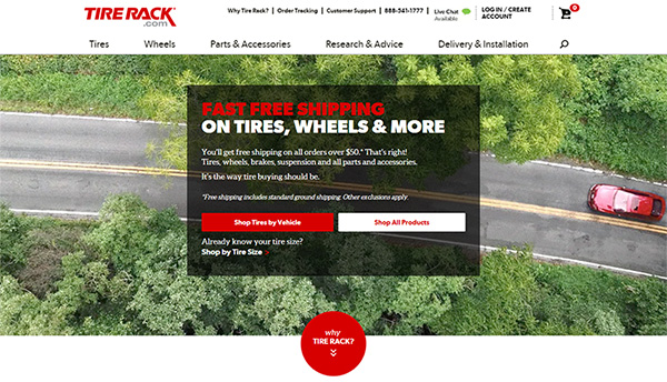 Tire Rack vs Discount Tire