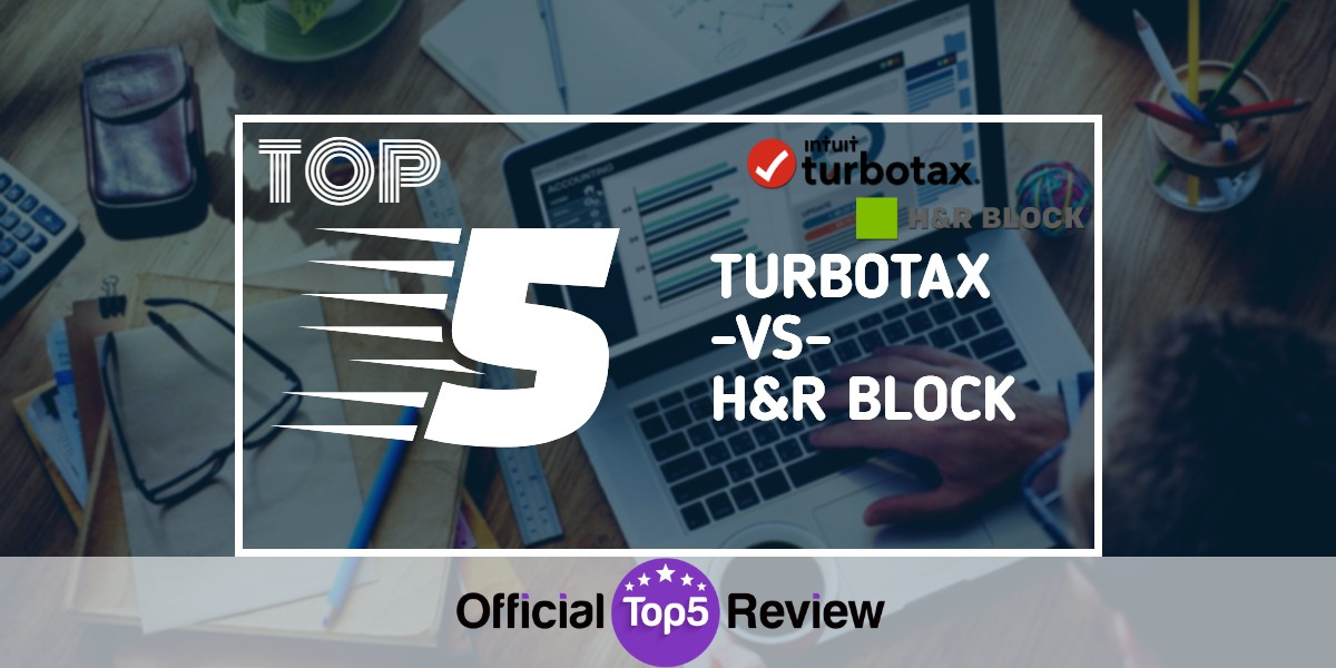 Turbotax vs H&R Block - Featured Image