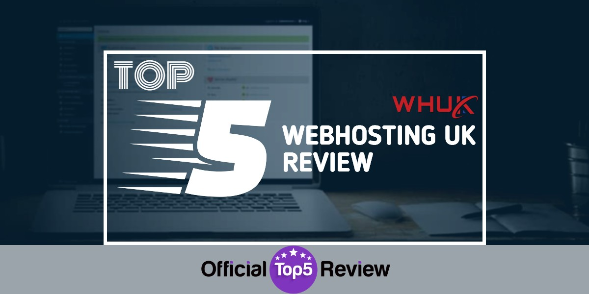 Webhosting UK Review - Featured Image